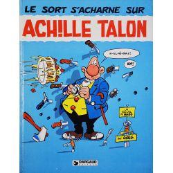 Achille Talon 22 réédition - Le sort s'acharne sur Achille Talon