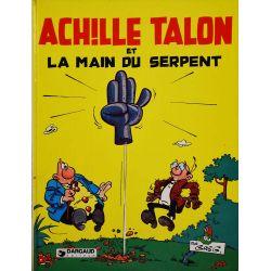 Achille Talon 23 réédition - Achille Talon et la main du serpent