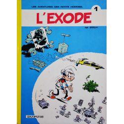 Les petits hommes 1 réédition - L'exode
