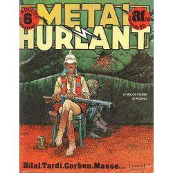 Métal Hurlant 6