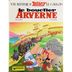 Astérix 11 réédition - Le bouclier Arverne