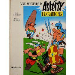 Astérix 1 réédition - Astérix le gaulois