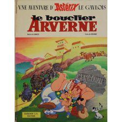 Astérix 11 - Le bouclier Arverne